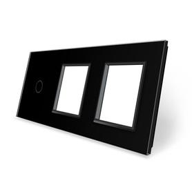 Panel szklany 1+G+G czarny WELAIK ®