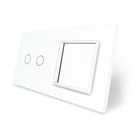 Panel szklany 2+G biały WELAIK ®
