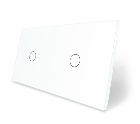 Panel szklany 1+1 biały WELAIK ® (1)